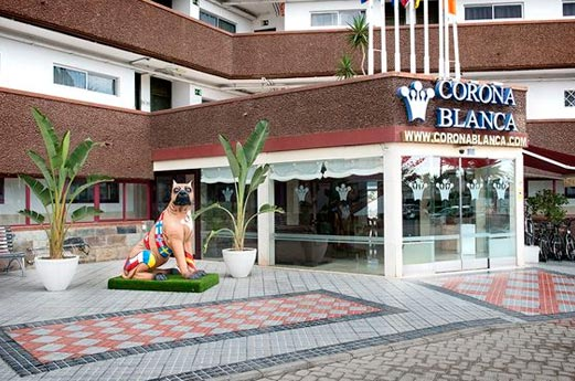 Appartementen Corona Blanca