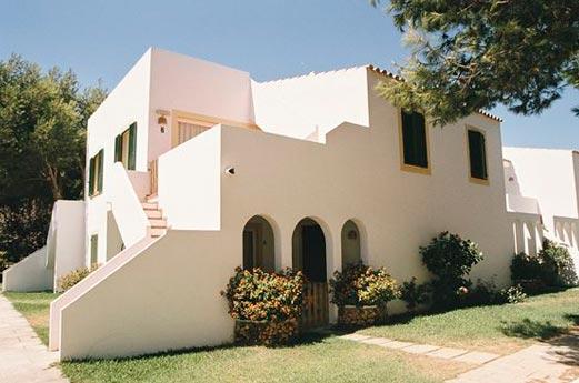 Appartementen Las Brisas